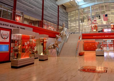 NC State Athletic Hall of Fame