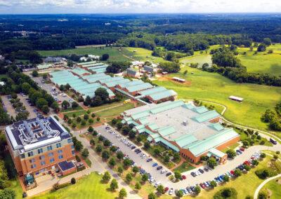 NC State University Centennial Biomedical Campus